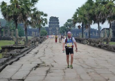 The Ancient Khmer Path